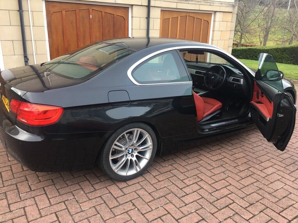 Bmw 320 M Sport Sold Pending Collection In Edinburgh Gumtree