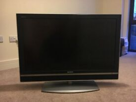 "Sony Bravia 40"" HD ready flat screen TV"