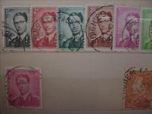 Selling My Stamp Collection, Belgium Lot