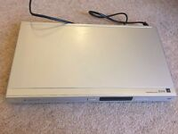 Philips DVD player - excellent condition, with box