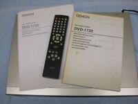 Denon DVD 1720 Player £15