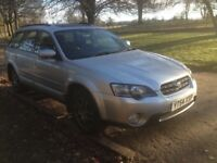 Subaru Outback 1 year MOT great condition