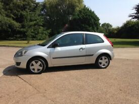 FORD FIESTA ZETEC 1.25L DURATEC, petrol, manual, excellent condition, family owned from new.
