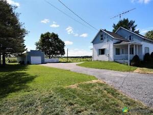 60 000$ - Maison à un étage et demi à vendre à St-Georges