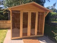 THE CHESTER SUMMER HOUSE. PRICES FROM £1088,00