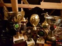 football trophys