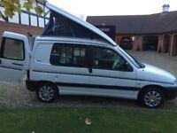 1999 (V)reg Stimson Provence Camper Van 2 Berth - Peugeot Partner 1.4 - PX Welcome - FREE DELIVERY