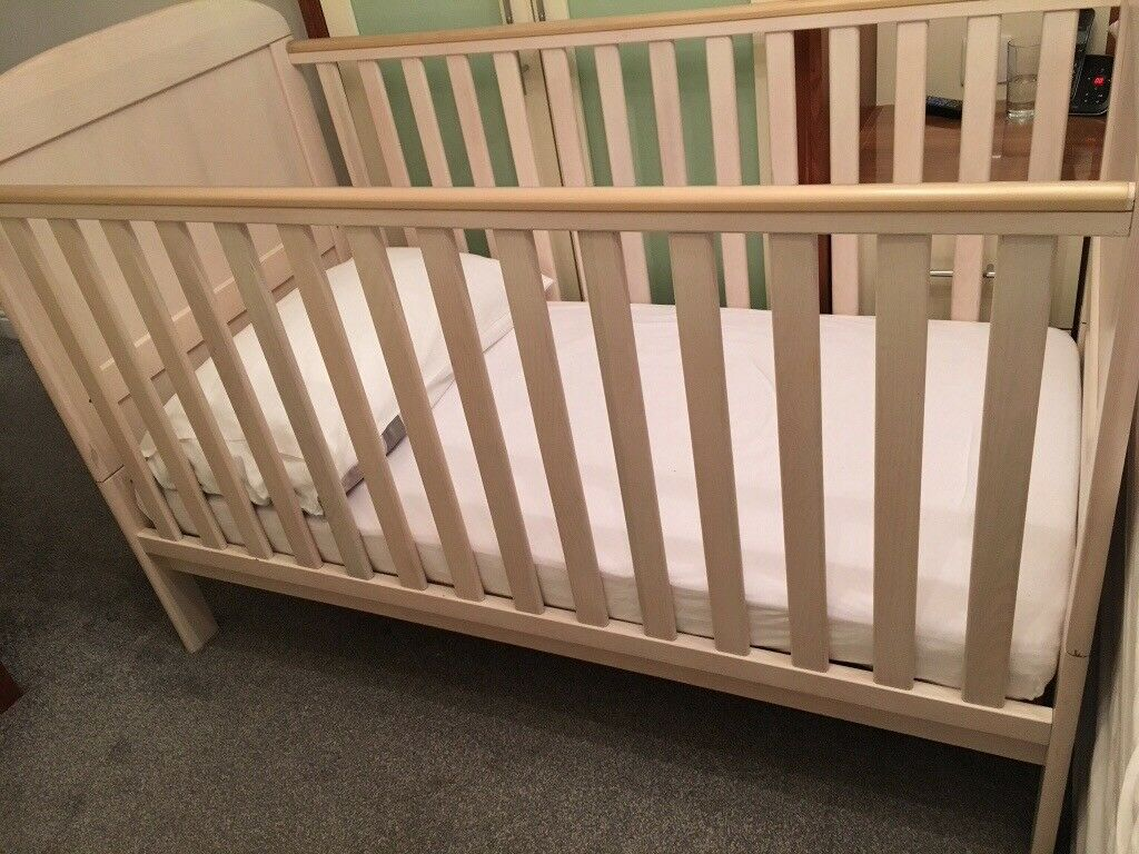 Child's Cot /Cot Bed with Mattress