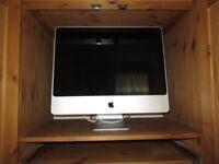27 inch Apple IMAC Desktop Computer 2009