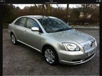 Lovely 2005 Toyota avensis 2.0 d4d t3x for sale