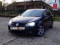 VOLKSWAGEN GOLF 2.0 GTI 5d 197 BHP FULL YEAR MOT, PRIVACY GLASS SERVICE RECORD