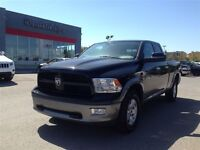 2011 Dodge Ram 1500 Outdoorsman-REMOTE START, ALUMINUM WHEELS