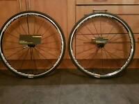 Mavic Krysium Road bike wheelset