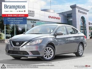 2016 Nissan Sentra 1.8 S | TRADE-IN | BLUETOOTH | HEATED SEATS |