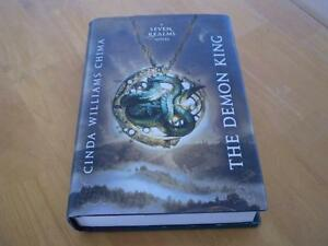 THE DEMON KING BOOK BY CINDA WILLIAMS CHIMA