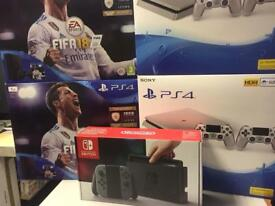 1tb Sony PlayStation 4 slim New sealed with fifa