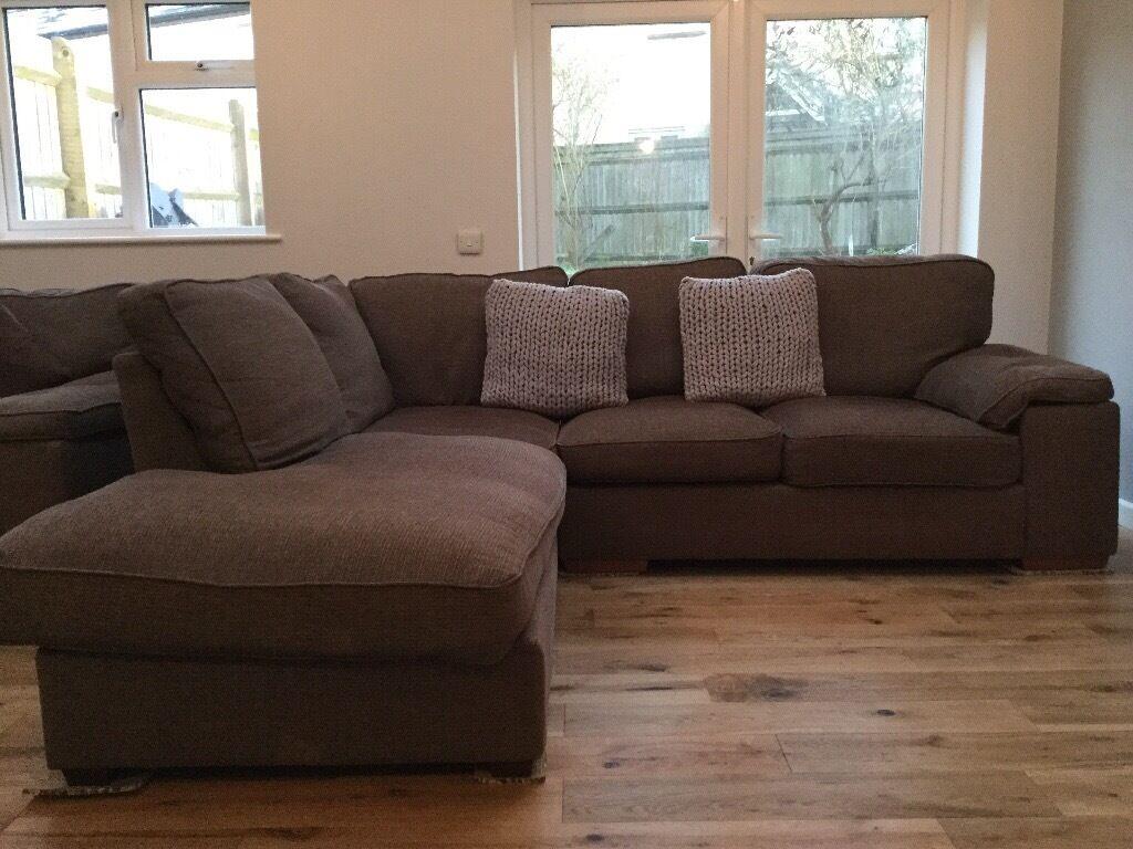 Cargo Corner Sofa Armchair