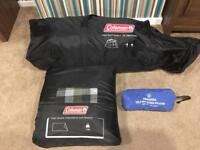 Coleman Instant Tent Tourer 4 - with extras
