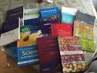 PGCE books excellent condition