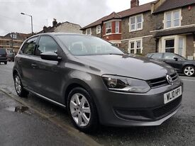 VW Polo 1.6TDI, 2010, 89700miles, FSH, Grey, 5dr, £3995.
