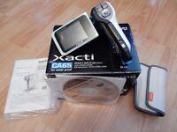 Sanyo xacti CA65 digital camera.