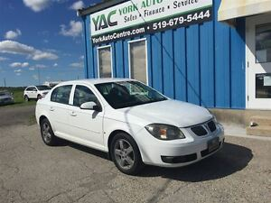 2007 Pontiac G5 SE Sedan; Auto A/C P/Group Cruise!