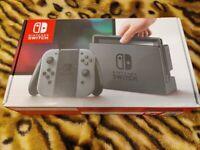 Nintendo Switch HAC-001 XAJ7 UNPATCHED