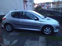 Peugeot 206 1.4 quicksilver