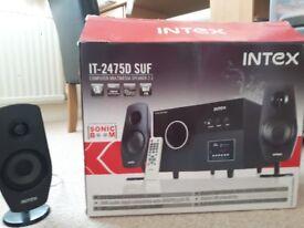 INDEX Computer multimedia speaker 2.1