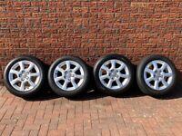 Genuine Audi VW Alloy wheels