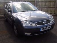 MONDEO 2,0 TDCI 2005,ESTATE,BREAKING WHOLE CAR FOR SPARES ,ALL PARTS IN GOOD ORDER