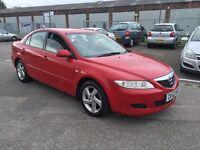 2002 Mazda 6 ts Lovely Car !!