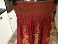 Beautiful Lapis dress freesize