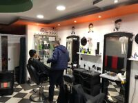 Barber/Hairdresser Salon Shop Business For Sale - Busy Main Road - High End Student Area