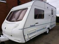 2 berth Ace Award brightstar 2004 motor mover & in excellent condition. luxury model
