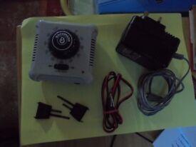 Mini Lot 271 Model Railway Hornby & Bachmann power & track accessories OO gauge