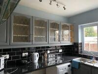 Large newly refurbished studio flat, Enfield