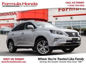 2014 Lexus RX 350 $100 PETROCAN CARD NEW YEAR'S SPECIAL!