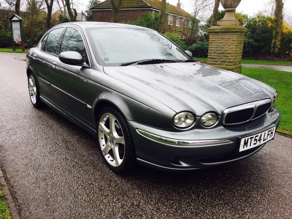 2005 jaguar x type 2 5 v6 awd sport gunmetal grey in stockport manchester gumtree. Black Bedroom Furniture Sets. Home Design Ideas