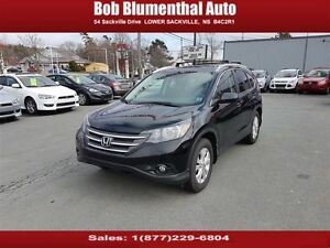 2013 Honda CR-V EX-L AWD ($79 weekly, 0 down, all-in, OAC)