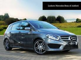 Mercedes-Benz B Class B 200 D AMG LINE EXECUTIVE (grey) 2016-09-07