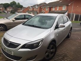 Astra SRi 1.7 Turbo Diesel Excellent condition
