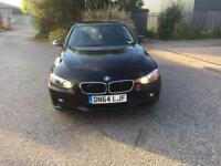 BMW 3 series 316D 2.0 2014 64reg