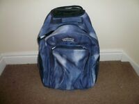 Carry on Hand Luggage with wheels and extendable handle