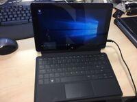 Dell Venue Pro 11 2in1 Touchscreen Ultrabook Tablet laptop 256gb SSD Full HD 1920x1080 Core i5