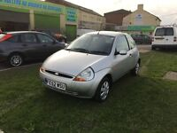 Ford ka long mot low mileage, ideal cheap run about or first car
