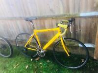 Edited Shimano Apollo road bike 700c for sale