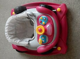 Mothercare F1 baby walker
