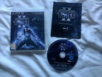 Star Wars The Force Unleashed II PS3 Complete