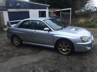 2.0l Subaru Impreza 2003 12 Months MOT!! STI REP